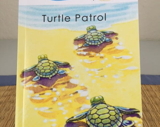 Charmed by the Sea Kids: Turtle Patrol *Signed Copy!