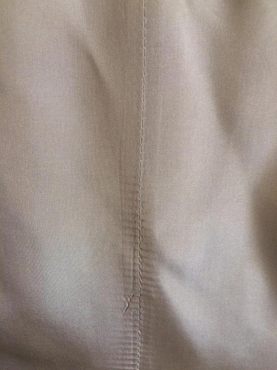 Vintage Gray Vest/Waistcoat/Groomsman/Size 42 Lar… - image 5