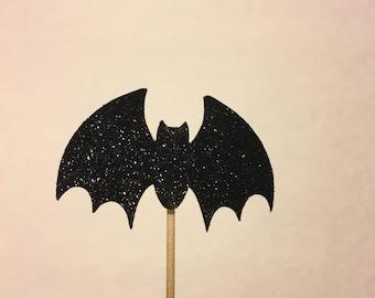 Bat Cupcake Topper