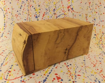 Smooth Log Box