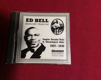 Ed Bell, Complete Recorded Works in Chronological Order, 1992 Edition