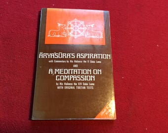 Aryasura's Aspiration, 1981 Edition
