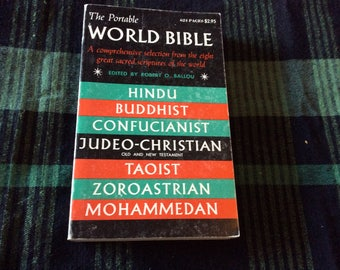 The Portable World Bible.