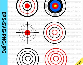 photo about Turkey Shoot Targets Printable identified as Capturing concentration artwork Etsy