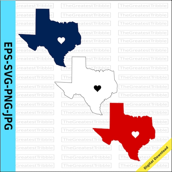Austin On Map Of Texas.Texas Austin Heart Map Texas State Capital Heart Svg Png Jpg Etsy