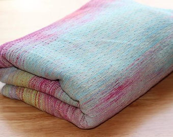 Do I Blend In 5m handwoven baby wrap (kitchen sink wrap)