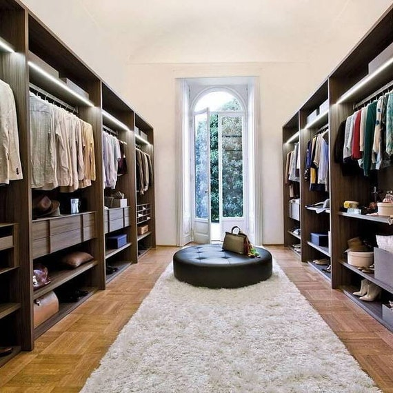 Super Round Ottoman Low Seating Walk In Closet Inzonedesignstudio Interior Chair Design Inzonedesignstudiocom