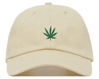bb7a93996c6 MARIJUANA Baseball Hat