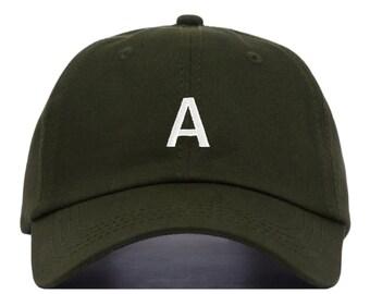 LETTER Baseball Hat 615352caf038