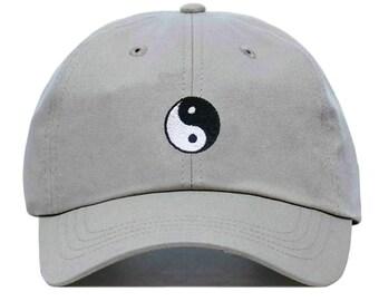 24d7b8870d1 YIN YANG Baseball Hat
