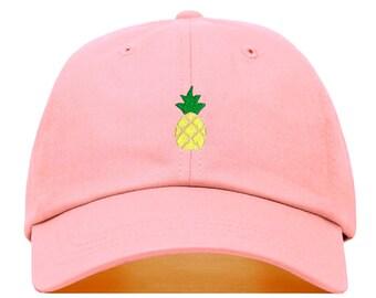 baed3fe1bf073 PINEAPPLE Baseball Hat