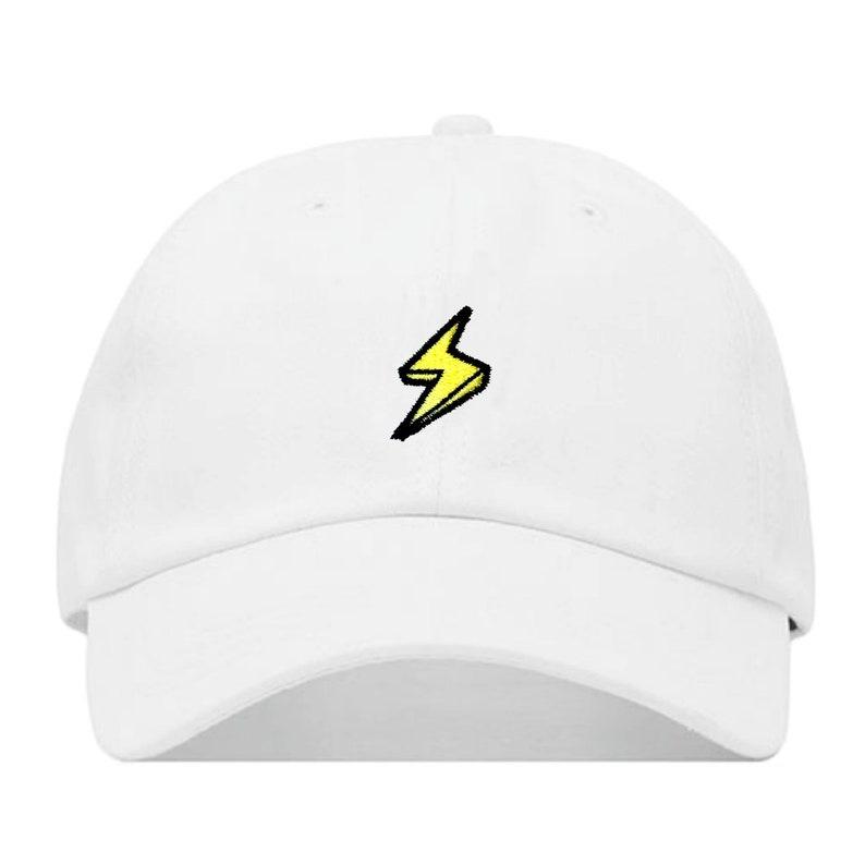 Lightning Bolt Baseball Hat