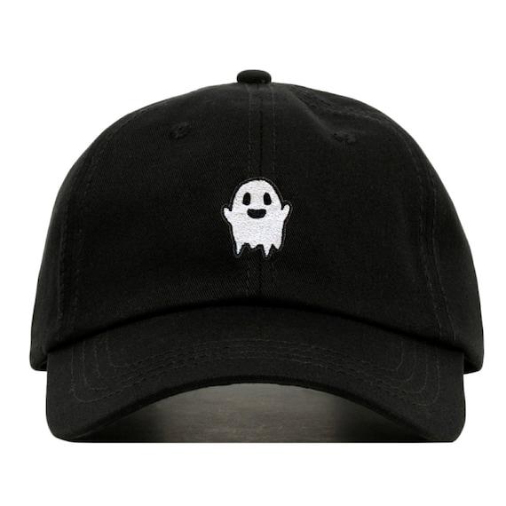 75940f8e3fa GHOST Baseball Hat Embroidered Dad Cap Spooky Kawaii Boo