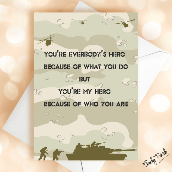 My Son Has Your Back Proud Army Dad Military Father 3D T