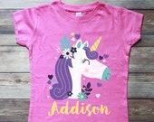 Unicorn Kids Shirt