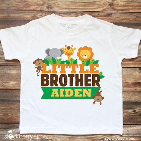 Safari Jungle Little Brother Shirt