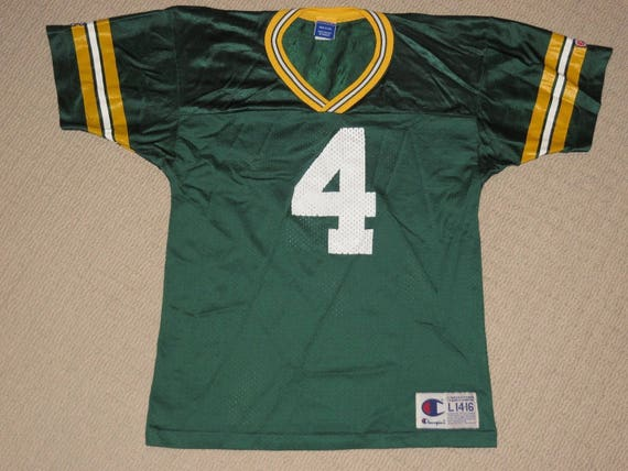 4d331c060 NFL Vintage Green Bay Packers Brett Favre 4 Jersey Youth