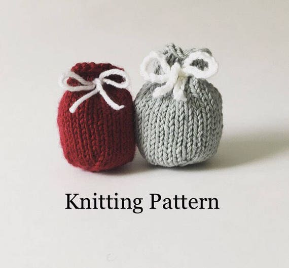 Coin Purse Pattern Change Purse Knitted Pattern Coin Etsy