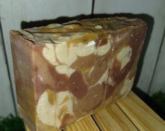 Amber Romance Soap, Handmade Soaps Romantic Scents, Inspired Soaps VS type, Artisan Soap, Shea, Mango Butter, GoatsMilk Soap, 1 Soap Bar