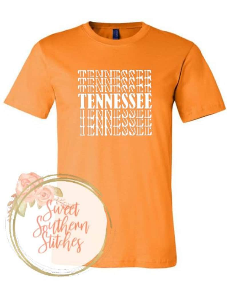 Tennessee T-shirt  Tennessee Vols T-shirt  Vols T-shirt  image 0