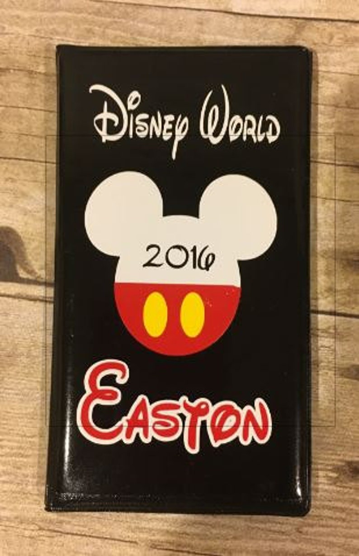 Disney Pressed Penny Book Disney World Disney Land or image 0