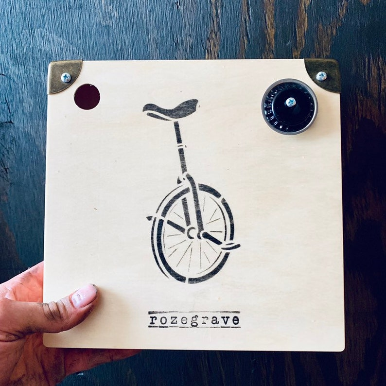 Rozegrave The Half Bike CajonHand Drum Limited Edition 2018 image 0