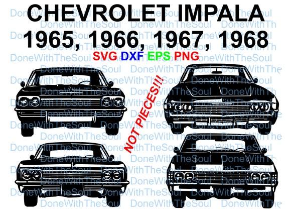 1968 1969 CHEVROLET CORVETTE IMPALA NOVA CHEVELLE CANADIAN OIL CHANGE INST DECAL