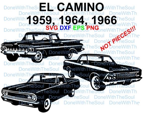 CHEVY EL CAMINO CAR COVER 1959 1960 1964 1965 1966 1967