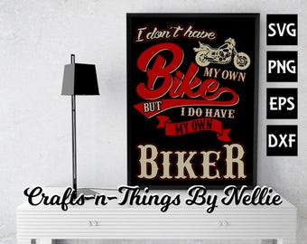 I don't have my own Bike SVG