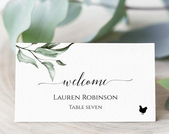 Wedding Place Cards.Wedding Place Cards Etsy