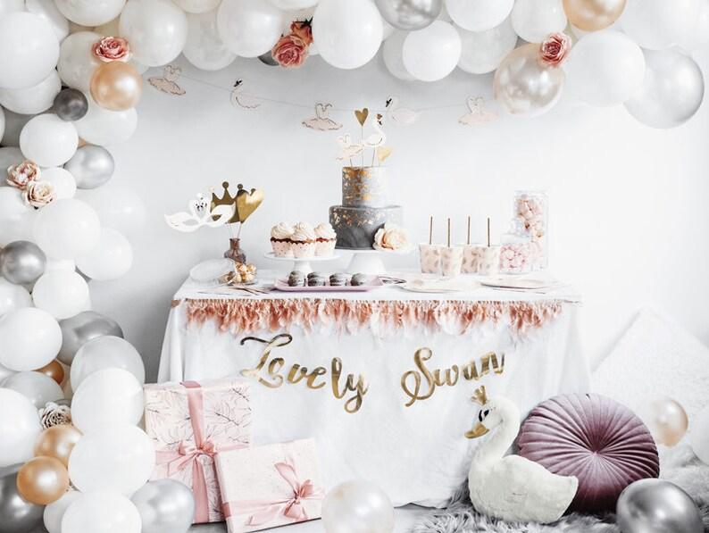 Kit arche de ballons - Créatrice ETSY : InspiredbyAlma