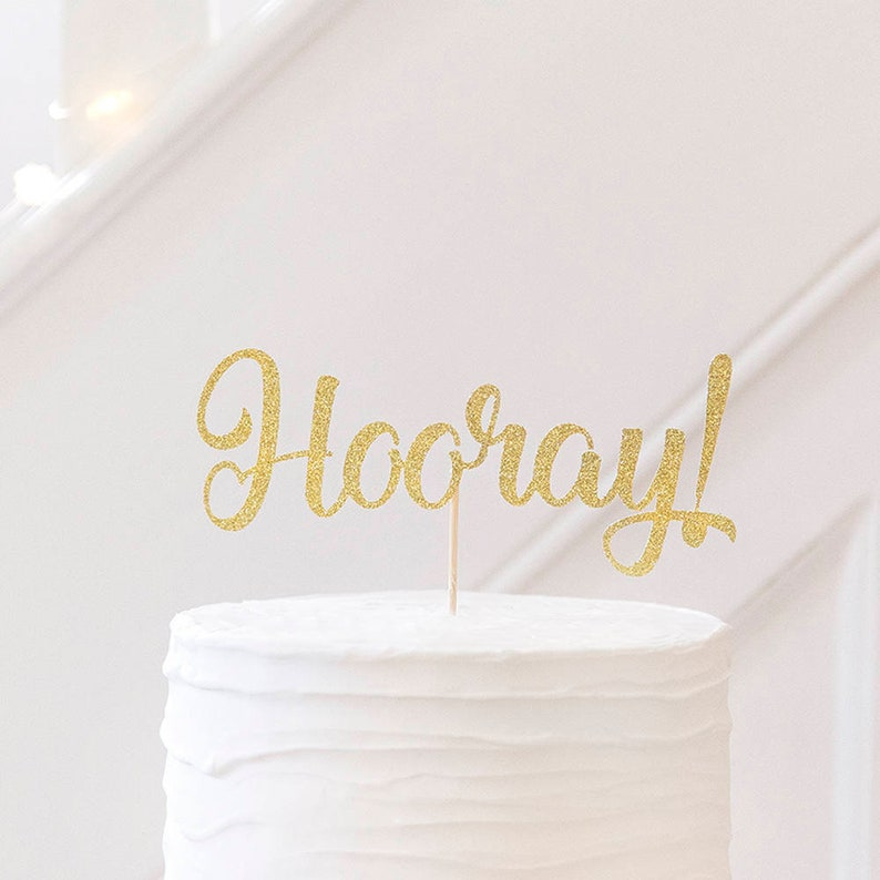 Create Your Own Personalised Cake Topper Custom Birthday