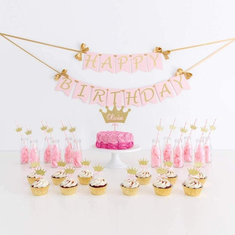 Princess Birthday PartyBirthday DecorationsPrincess