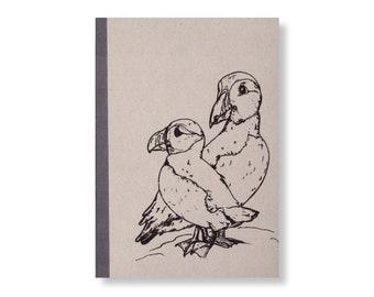 SKIZZENBUCH *Papageientaucher*, DIN A5, 144 Seiten