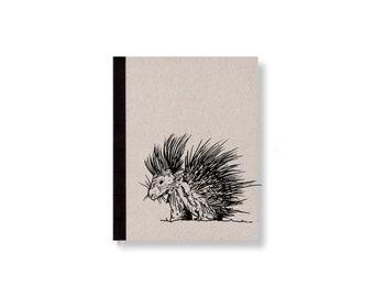SKIZZENBUCH *Stachelschwein*, 12x15 cm, 144 Seiten