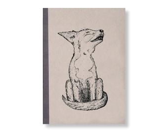 SKIZZENBUCH *Fuchs*, DIN A5, 144 Seiten