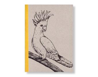 SKIZZENBUCH *Kakadu*, DIN A5, 144 Seiten