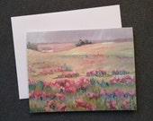 landscape greeting cards,...