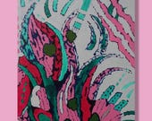 Modern art Handmade abstr...