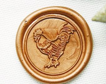 Wheat wax seal stampWheat spray  wax seal stampPlant wax sealing kitwheat spray wax stamp wedding wax stamp  box set