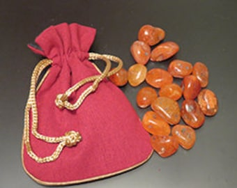 Crystal Clearing Pouch