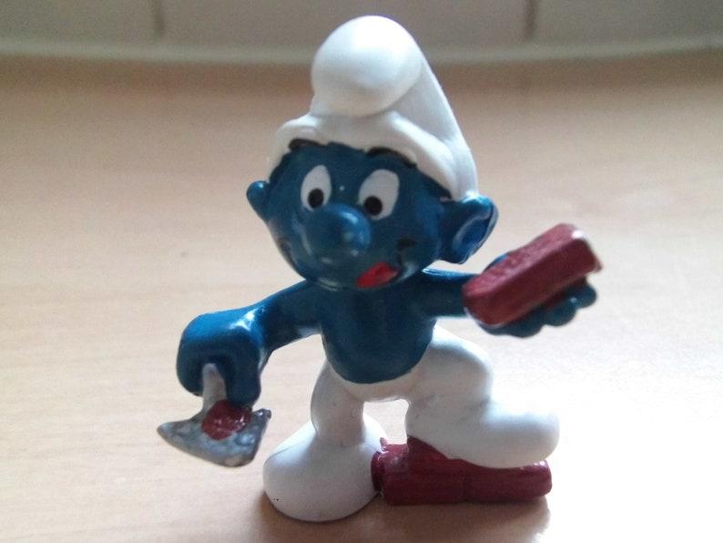 Schleich Smurf Bridegroom Smurf Figure NEW IN STOCK