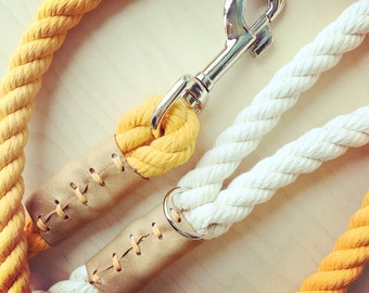 Handle O-ring for rope leashes (Add on)