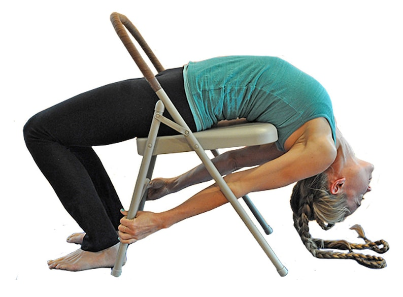 d5678ed292 Pune Yoga Chair | Etsy