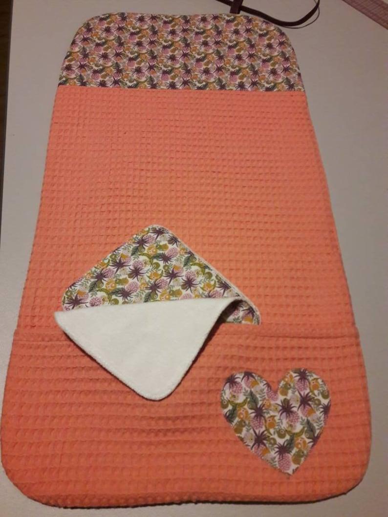 Changing mat Nomad cotton Oeko-Tex