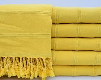 "Turkish Towel,Stonewashed Towel,Yellow Towel,Wedding Towel,Gift Towel,36""x70"",Beach Towel,Bath Towel,Decor Towel,Organic Towel,B9-zeus"