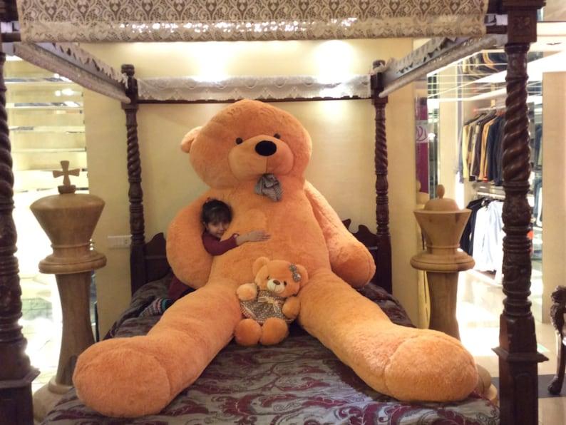 6911a715346 Huge Giant Big 300 CM   120 inch Super Size Teddy Bear Very