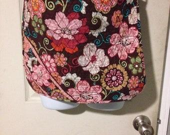 Vera Bradley Crossbody Bag Messenger Bag 16