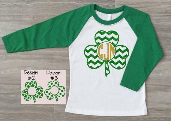 110124f70 Girls St Patrick's Day Shirt-Kids St Patrick Shirt-St. | Etsy