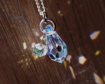 ACCESSORY - Swarovski Tear Drop Crystal